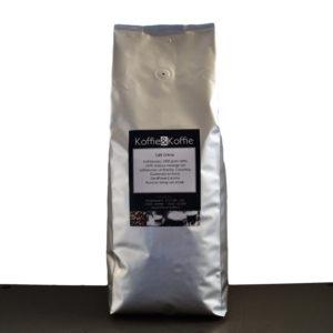 Koffie&Koffie koffiebonen cafe creme 1 kilo