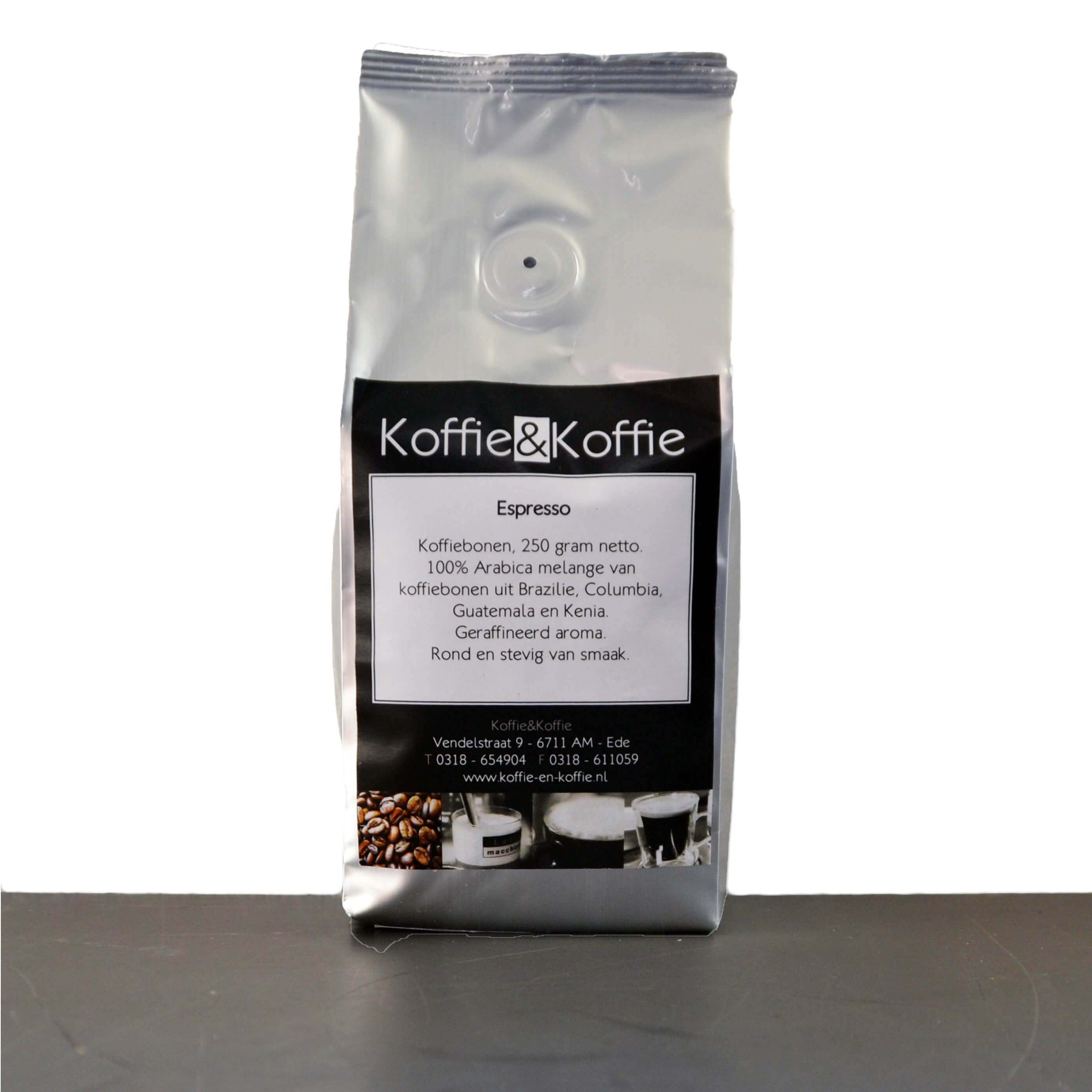 espressobonen - koffiebonen bestellen