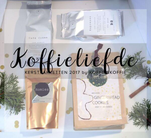 K&K Koffie Kerstpakket Koffieliefde