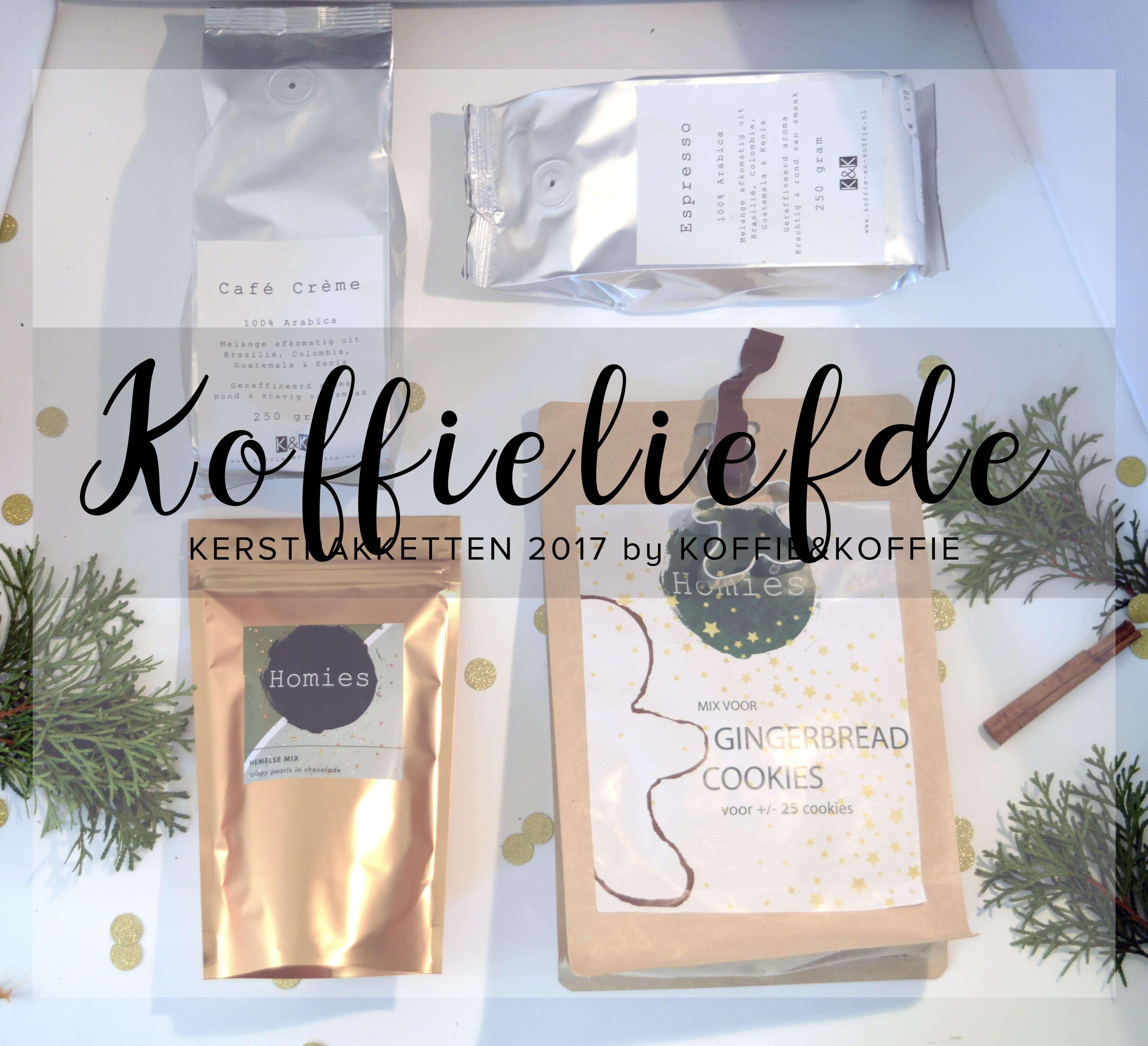 K&K Kerstpakket Koffieliefde