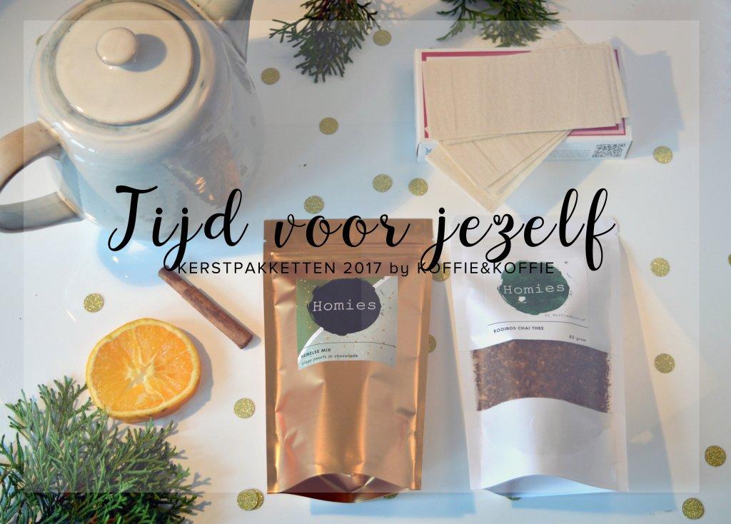 K&K Kerstpakket Thee Tijd voor Jezelf