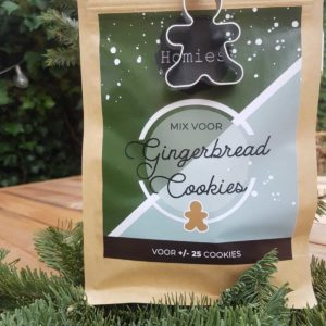 bakmix Gingerbread Cookies