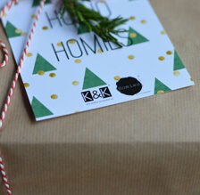 HOMIES Giftbox - Origineel kerstpakket