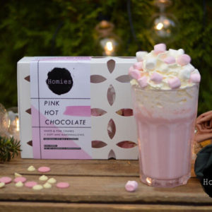 HOMIES Pink Hot Chocolate - Roze Chocolademelk