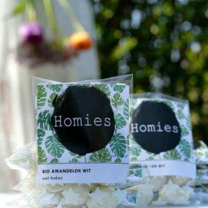 Homies mini - trouwbedankje, goodiebag